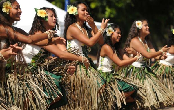 Kutturan Chamoru Performers 2008
