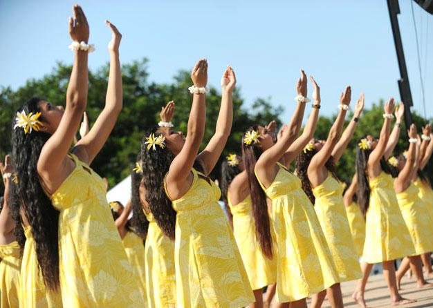 Kutturan Chamoru Performers – 2011